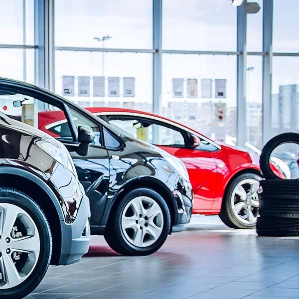 Autohaus Autoverkaufsraum Bremen